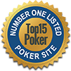 #1 Listed Poker Site