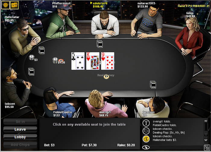 collect bwin points poker