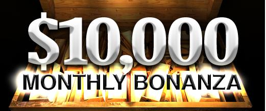 10K Monthly Titan Poker Bonanza