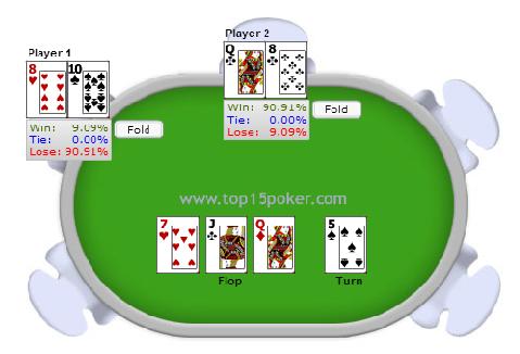 Poker gutshot straight draw best roulette ssites